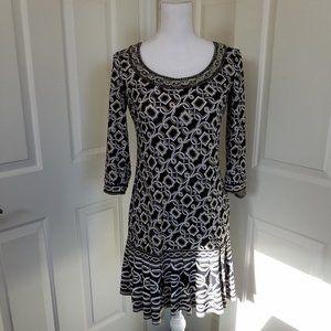 White House Black Market Midi Dress